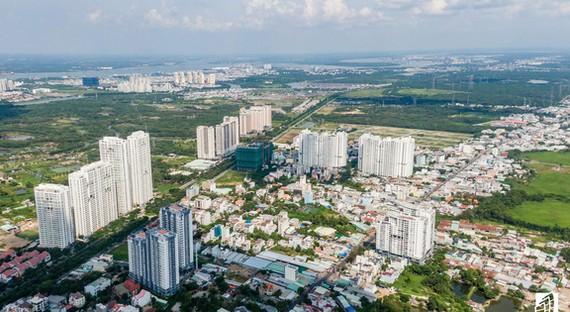 """""""Gia tốc"""" mới thị trường địa ốc phía Nam"""