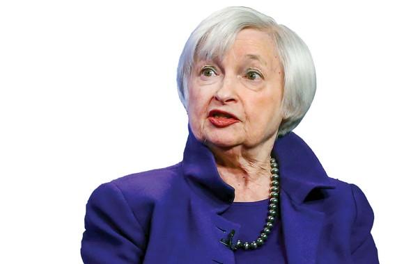 Tân Bộ trưởng Bộ Tài chính Mỹ Janet Yellen.