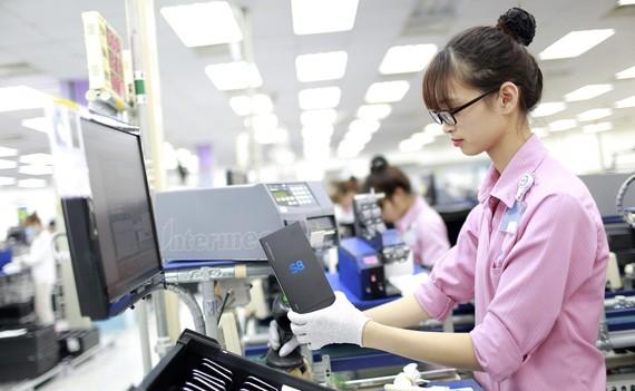 Dòng vốn FDI đang chảy mạnh vào Việt Nam. (Ảnh minh họa)