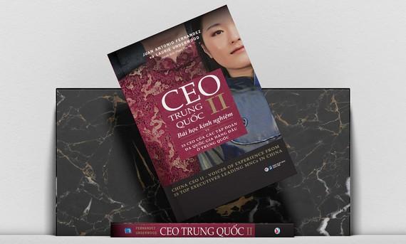 """Chinh phục thị trường cùng """"CEO Trung Quốc 2"""""""