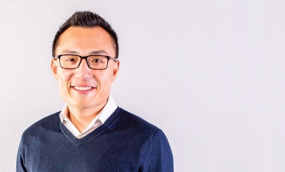 Tony Xu - Kỳ lân ngành giao đồ ăn nhanh