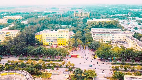 Đại học Trà Vinh hướng tới đại học thông minh.