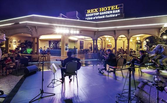 Ưu đãi  trải nghiệm sôi động tại Khách sạn Rex Sài Gòn
