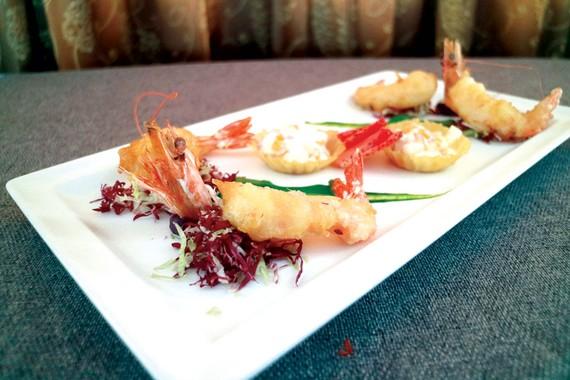 Trải nghiệm ẩm thực cùng Rex Hotel Saigon