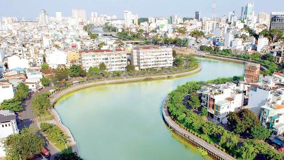 Kênh Nhiêu Lộc - Thị Nghè.