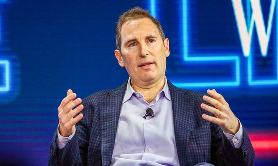 CEO Andy Jassy - Người cầm cương mới Amazon