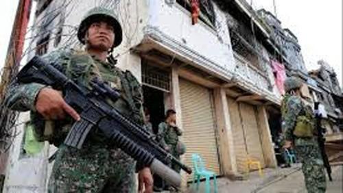 Quân đội chính phủ kiểm soát thành phố Marawi