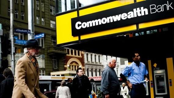 Ngân hàng Commonwealth liên tục gặp rắc rối trong thời gian gần đây. Ảnh: Financial Review