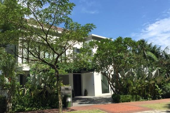 Một trong những bất động sản được Ezubao mua năm 2015 trị giá 23,8 triệu USD tại Singapore. Ảnh : THE BUSINESS TIMES