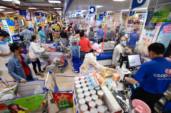 2 tuần liên tục mua hàng tại Co.opmart với giá chỉ từ 1.000 đồng