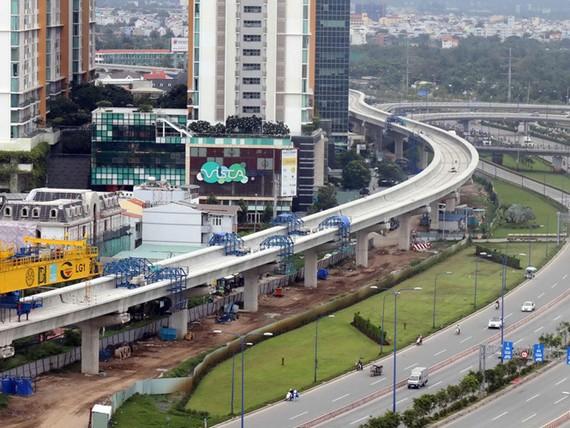 Tuyến metro số 1 từng đứng trước nguy cơ dừng thi công do thiếu vốn