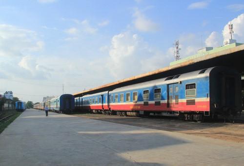 Ga Sài Gòn chạy thêm 12 đoàn tàu trong kỳ nghỉ lễ 2-9