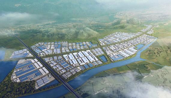 Amata đầu tư 3.500 tỷ đồng xây KCN Sông Khoai
