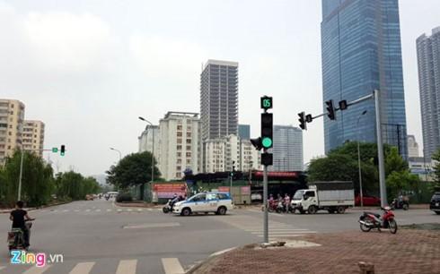 Vị trí giao thông thuận lợi, gần trục đường lớn là lý do nhiều người chọn nhà tái định cư.