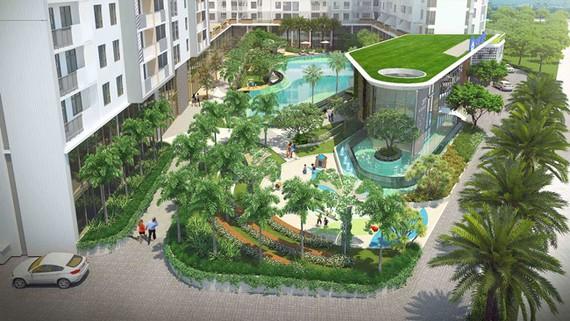 Khang Điền ra mắt dự án căn hộ Jamila