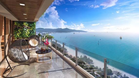 Mở bán căn hộ khách sạn TMS Luxury Hotel Da Nang Beach