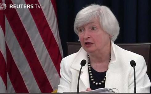 Bà Janet Yellen - Chủ tịch FED