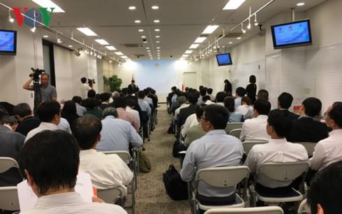Việt Nam-Nhật Bản tăng cường hợp tác kinh tế, thương mại