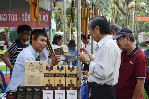 Kết nối cung cầu hàng hóa Hà Nội và các tỉnh