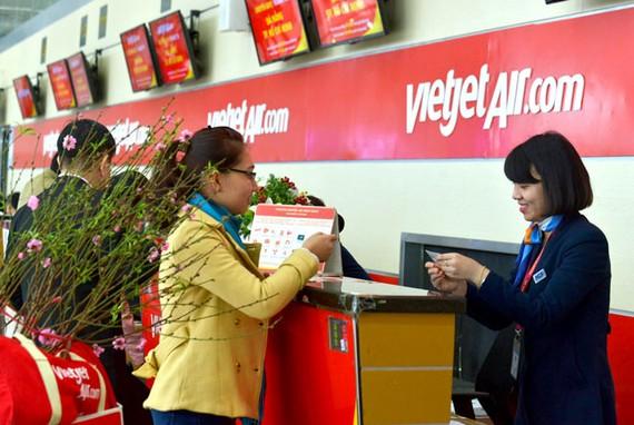 Vietjet tung 1 triệu vé giá 0 đồng đón Tết Mậu Tuất 2018