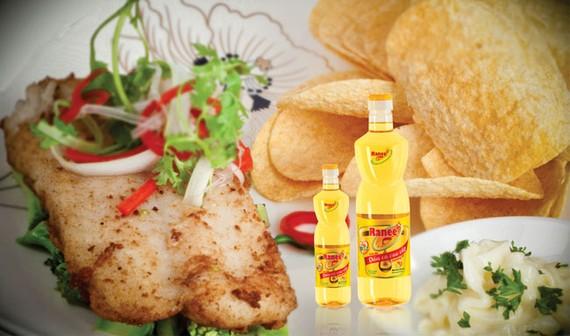 Món ăn hấp dẫn được chế biến từ nguyên liệu cá tra.