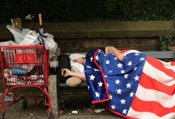 Cải cách thuế của Tổng thống Donald Trump được cho là không mang lại lợi ích cho người nghèo nước Mỹ