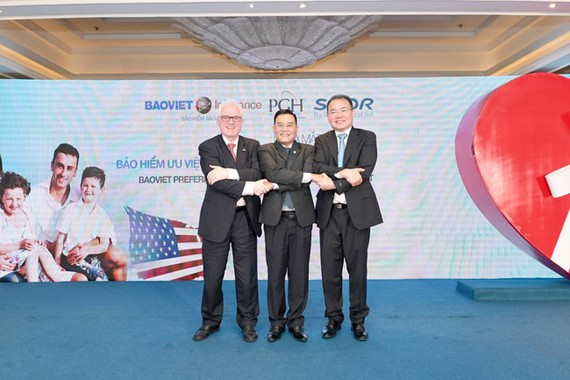 Bảo Việt ra mắt sản phẩm bảo hiểm cho bệnh ung thư và tim mạch