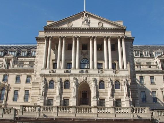 Ngân hàng Trung ương Anh. (Nguồn: AP)