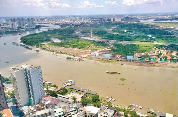Duyệt giá 586 nền đất ở Khu đô thị mới Thủ Thiêm