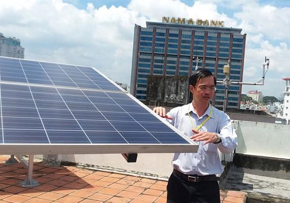 Nhiều nhà đầu tư đổ vốn vào điện mặt trời