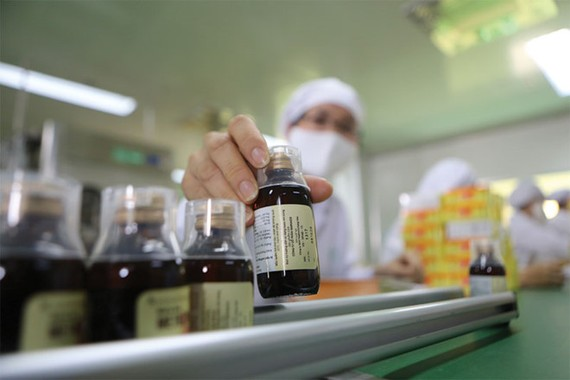 Vốn ngoại chảy mạnh vào doanh nghiệp dược