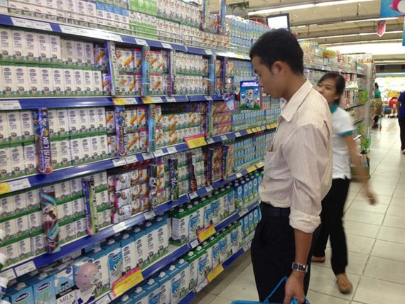Hơn 48,3 triệu CP Vinamilk được nước ngoài gom mua