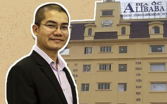 Bộ Công an đang vào cuộc vụ địa ốc Alibaba