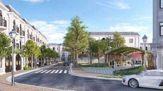 Công bố dự án Lái Thiêu Central Garden