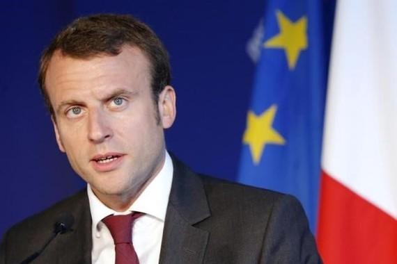 Tổng thống Pháp Emmanuel Macron. (Nguồn: liveindex.org)