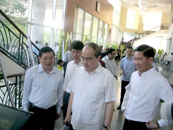 TPHCM kêu gọi đầu tư  xử lý chất thải rắn
