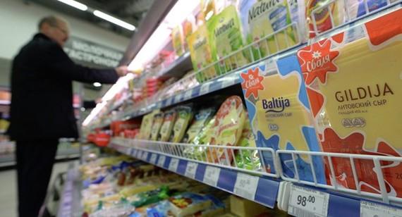 Một siêu thị ở Nga. (Nguồn: Sputnik)