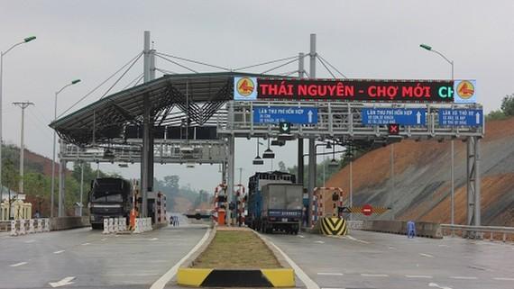 Doanh thu BOT Thái Nguyên - Chợ Mới chỉ đạt 13%