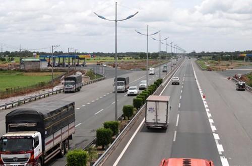 Đẩy nhanh xây dựng cao tốc Trung Lương - Mỹ Thuận - Cần Thơ