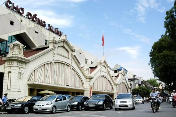 Cải tạo chợ Đồng Xuân: Xây trung tâm thương mại có hiệu quả?