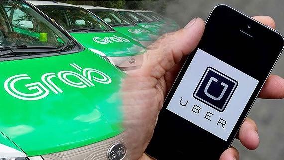 Bộ Công thương quyết định điều tra vụ Grab mua Uber