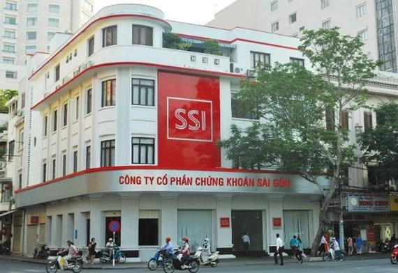 SSI công bố lãi 500 tỷ đồng trong quý I