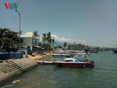 Đất ven biển huyện Vạn Ninh tăng giá từng ngày.