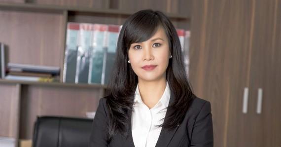 Bà Trần Tuấn Anh đảm nhiệm chức vụ Tổng Giám đốc Kienlongbank