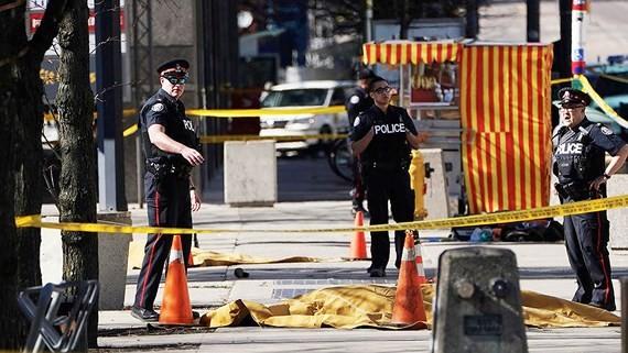 Vụ đâm xe tại Canada: Không loại trừ khả năng khủng bố?