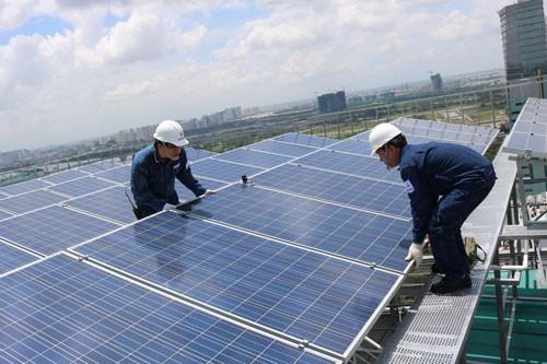 TPHCM: 274 khách hàng lắp đặt hệ thống điện mặt trời
