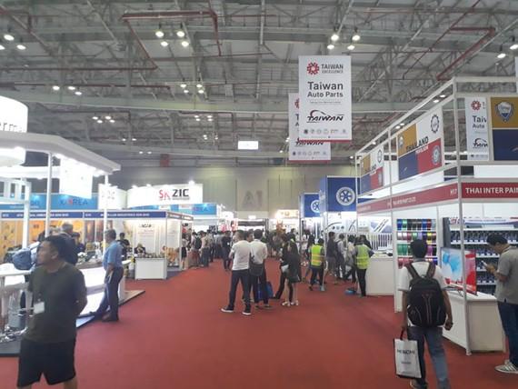 17 quốc gia và vùng lãnh thổ tham dự Automechanika 2018