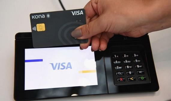 Hệ thống thẻ Visa gặp sự cố nghiêm trọng tại châu Âu