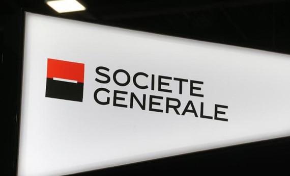 Ngân hàng Societe Generale. (Nguồn: Getty Images)
