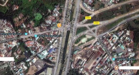 1.000 tỷ đồng giải quyết kẹt xe tại nút giao An Phú